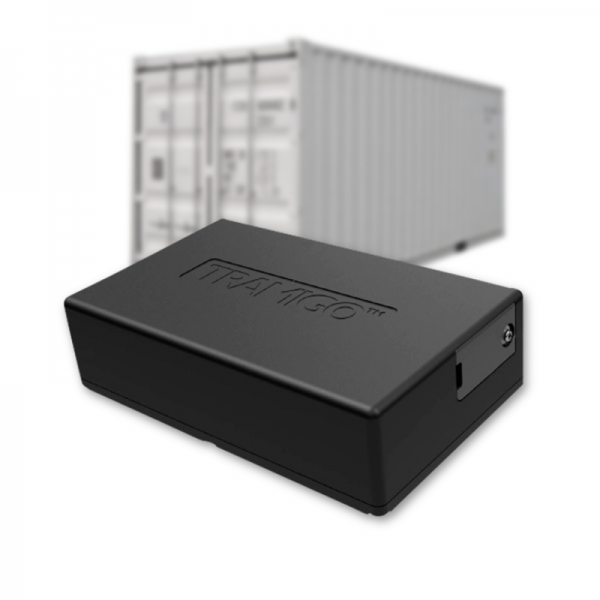 Container tracking device Tramigo Magnum